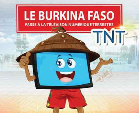 Le Burkina Faso passe à la TNT: Le choix technologique
