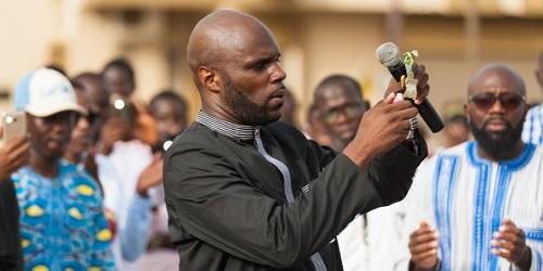 Front anti CFA: L'activiste Kemi Seba comparait ce 29 aout  au Sénégal