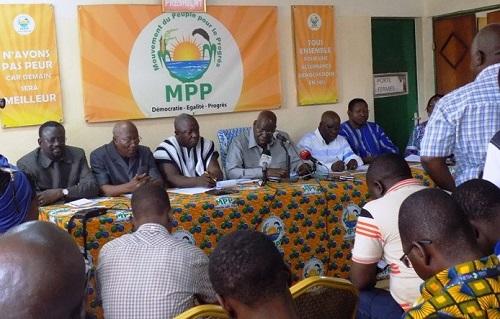 Majorité présidentielle: L'autre défi de l'après-Salifou Diallo