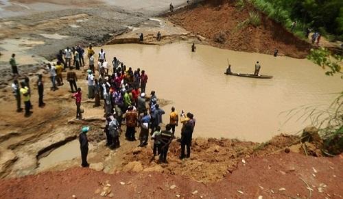Destruction du barrage de Nakamtenga de Koubri: Des solutions urgentes pour éviter le pire