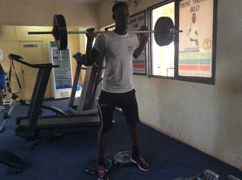 Musculation: La nouvelle pratique des jeunes Burkinabè