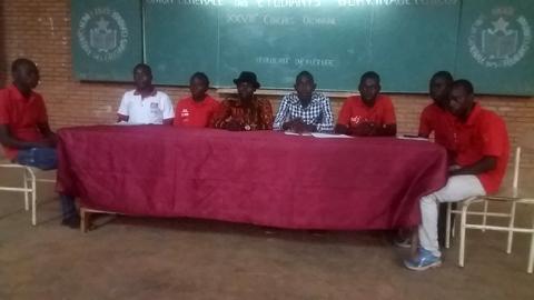 Union générale des étudiants burkinabè: Le 28ème congrès ordinaire dit non à plus de «clochardisation» des étudiants