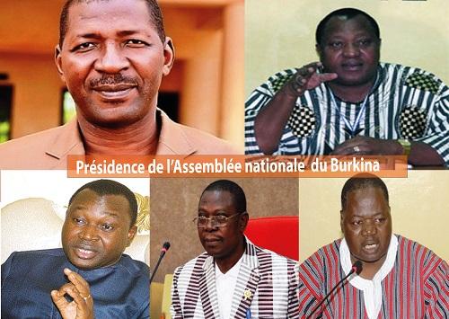 Présidence de l'Assemblée nationale: Alassane, Jacob, Ousséni, Mathieu,  Bissiri, ou encore ...?