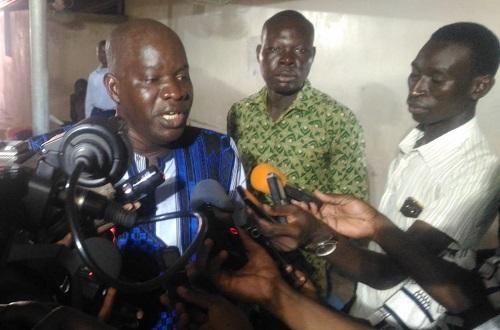 Burkina Faso: «Sans sacrifice, on ne peut pas développer ce pays», pasteur Hermann Sawadogo