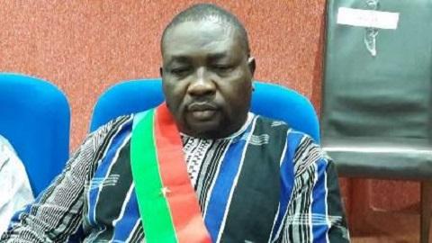 Assemblée nationale: Albert Bamogo, le maire de l'arrondissement 9 va désormais siéger