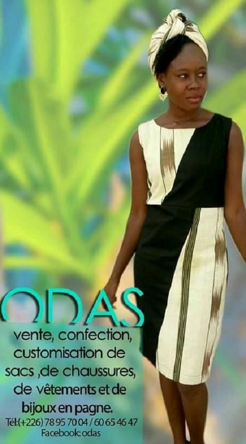 Viviane Bancé, promotrice de la marque ODAS: Un bel exemple d'autonomisation économique