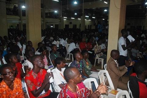 Universités des jeunes: Cours intensifs pour être lumière et témoin du christ