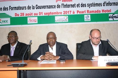 Gouvernance de l'internet: Le séminaire de formation des formateurs fera peau neuve