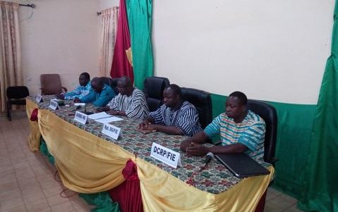 Fonds d'Intervention pour l'Environnement: Les acteurs éligibles du 3e appel à projets outillés à Bobo-Dioulasso