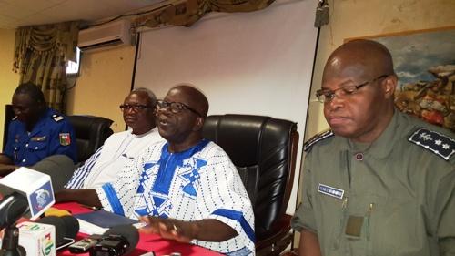 Avenue Kwamé Nkrumah: Le ministre Simon Compaoré porte un message d'espoir aux riverains