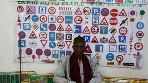 «J'ai créé Volta photo, Volta jazz…» Drissa Koné, homme d'affaires et fondateur de la première auto-école de Bobo- Dioulasso