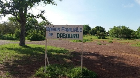 L'organisation socio-politique traditionnelle du village de Daboura