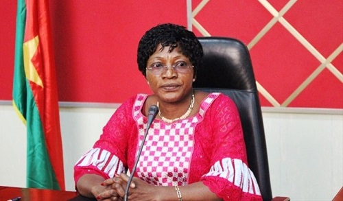 Conseil supérieur de la communication: Nathalie Somé  placée sous mandat de dépôt