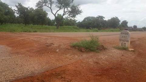 Axe Ouagadougou - Léo: Des ralentisseurs artisanaux hors gabarit