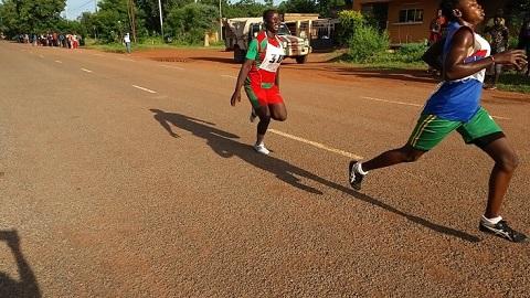 Recrutement militaire au Burkina: Les candidats de Dédougou ont été soumis aux épreuves sportives