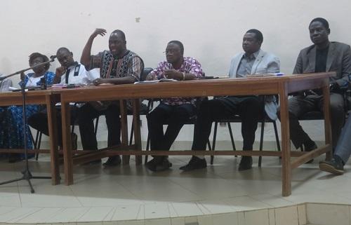 Crise à l'hôtel Silmandé: L'Unité d'Action Syndicale aux côtés des agents licenciés de l'hôtel