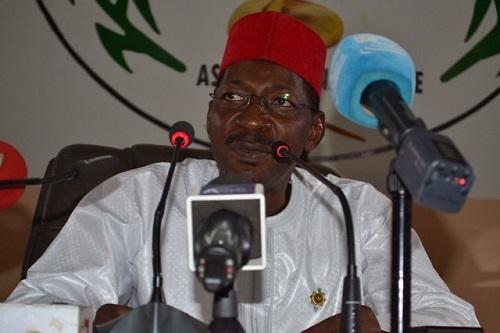 Alassane Sakandé, président de l'Assemblée nationale: Une victoire pour le MPP,  du mérite pour  la classe politique!