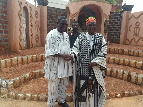 Rentrée culturelle à Maasmè:  Avec Prosper KOMPAORE de l'ATB