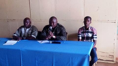 Soutien à Kémi Séba: Au Burkina, la mobilisation anti- franc CFA se poursuit