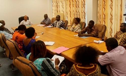 12e édition du SITHO: Le comité d'organisation installé