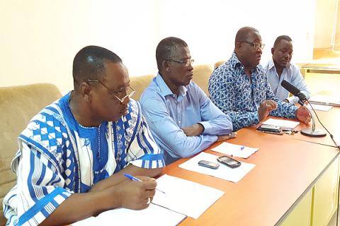 Burkina: Le syndicat des techniciens et ouvriers dénonce une décision de justice contre ses membres et veut contre-attaquer