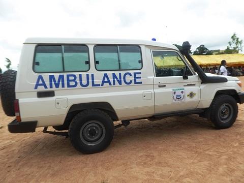 PNGT2-3: La commune de Toécé a enfin une ambulance