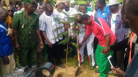 MPP/Kadiogo: 500 plants pour la commune rurale de Koubri