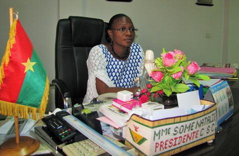 Déclaration de la Coalition des cadres et forces vives du Poni sur l'arrestation manu-militari de MmeIni Nathalie Edwige SOME, Présidente du Conseil Supérieur de la Communication