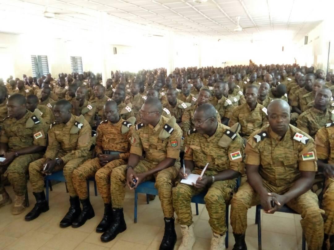Lutte contre la cybercriminalité: Des sous-officiers de la gendarmerie à l'école de la CIL