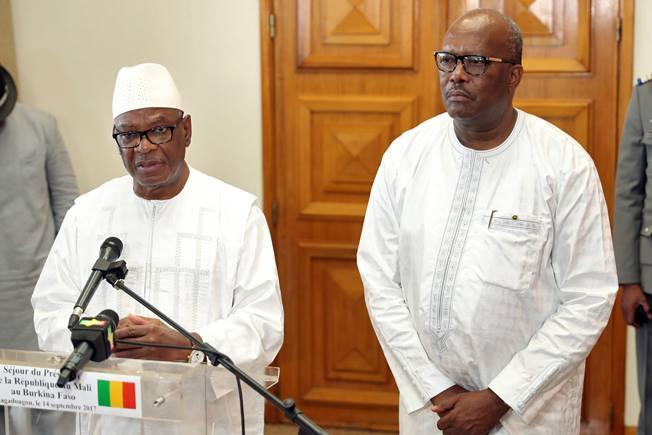 G5 Sahel: «Je n'irai pas esseulé à New-York», déclare IBK peu avant son départ de Ouagadougou