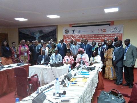 Règlementation des médicaments en Afrique de l'Ouest: Le comité de pilotage en réflexion