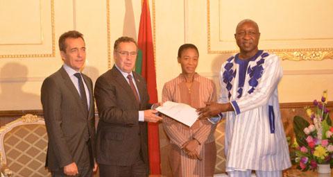 Mise en œuvre du PNDES: La Troïka des partenaires techniques et financiers a remis l'«aide-mémoire» au Premier ministre
