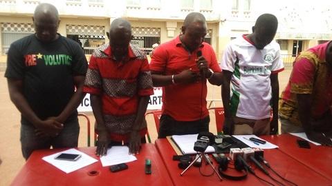An II du putsch manqué de septembre 2015: La Coordination de la société civile de Bobo-Dioulasso réclame justice pour les victimes