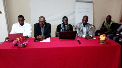 Gestion des ressources publiques: Des journalistes en formation pour plus de transparence