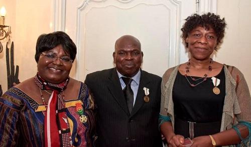 Ambassade du Burkina Faso à Bruxelles: Trois compatriotes reçoivent des décorations