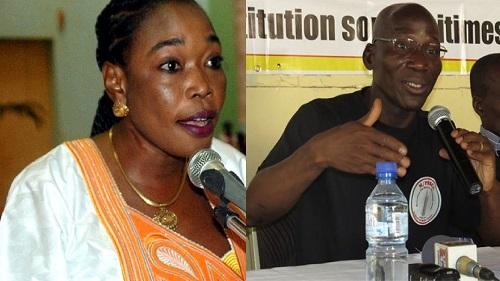 Affaire Idrissa Nogo et Safiatou Lopez/Zongo: Le procès renvoyé à une date ultérieure, Nogo promet un grand déballage