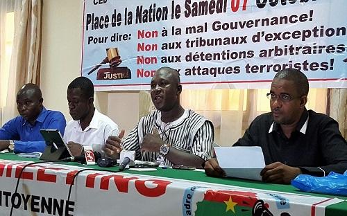 «Si j'annule le meeting, ils diront que j'ai pris de l'argent avec le MPP», Pascal Zaida, du Cadre d'expression démocratique