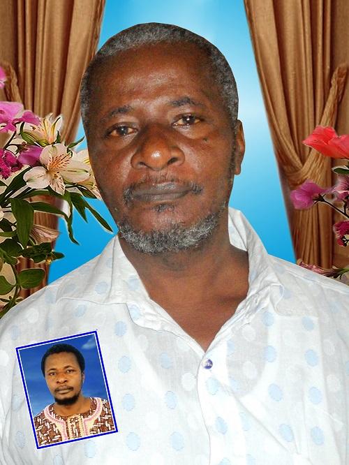 Décès de Docteur COULIBALY Boubakar: Remerciements et faire part