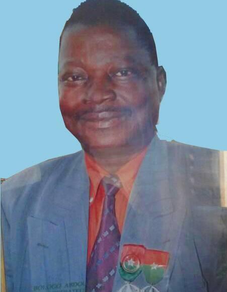 Décès de Monsieur BOLOGO N. Abdoulaye: Remerciements et faire part