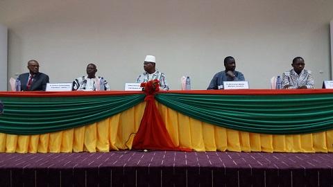 Recherche scientifique: L'Académie nationale des sciences, des arts et des lettres du Burkina Faso veut se faire connaitre