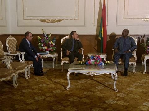 Rencontres Africa: Le Premier ministre Paul Kaba Thiéba invité à Tunis les 05 et 06 octobre prochain