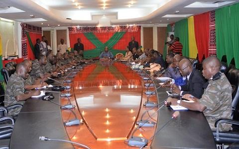 Front social: Un compromis entre le gouvernement et le Syndicat des douanes du Burkina