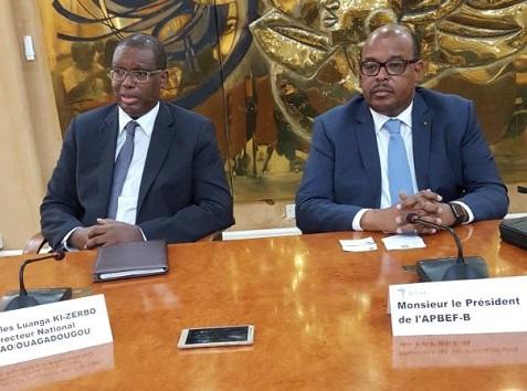 Economie nationale: «Une bonne orientation pour le Burkina», selon la BCEAO et l'Association Professionnelle des Banques et Établissements Financiers du Burkina (APBEF-B)