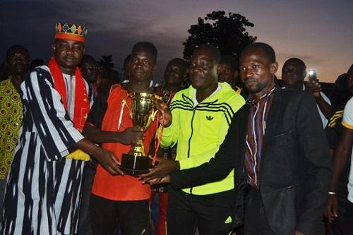 Arrondissement n°3 de Ouagadougou: Quand les jeunes conjuguent sport, civisme et écocitoyenneté