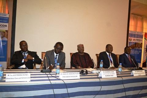 Mines dans l'espace CEDEAO: La fédération des chambres des mines en assemblée générale à Ouaga