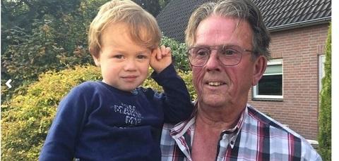 Un enfant de deux ans taxé en Europe pour avoir fait pipi sur la voie publique