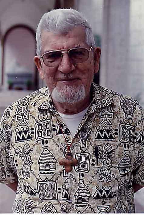 Décès du Père Charles Sarti: Faire-part