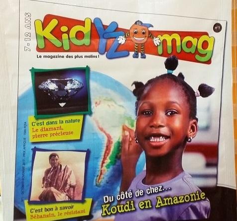 Kidyzmag: Le nouveau magazine enfant pour apprendre avec plaisir