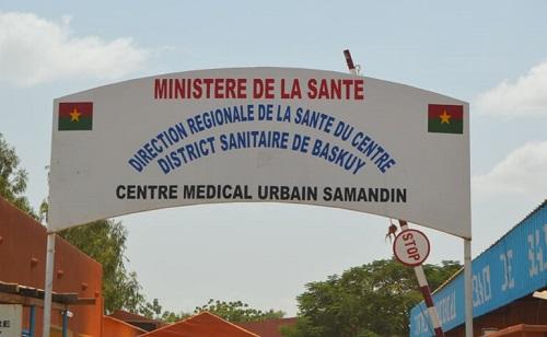 Arrondissement N°1 de Ouagadougou: Abdoul' Service International aux soins du centre médical Samandin