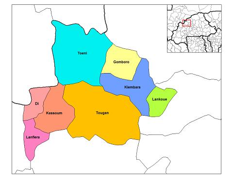 Attaque de la gendarmerie de Toéni par des hommes armés: D'importants dégâts matériels